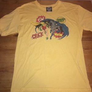 Batman robin t-shirt
